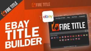 eBay Title Builder