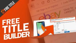 Free Title Builder