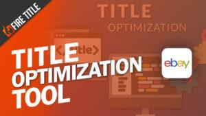 eBay Title Optimization Tool